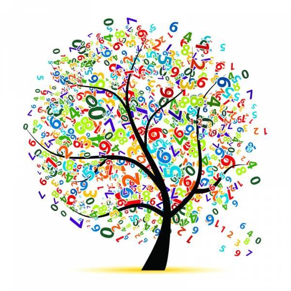 Дерево чисел