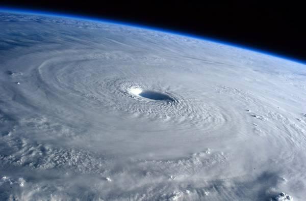 Тайфун «Майсак». 31 марта 2015 года