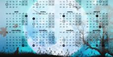 Лунный календарь 2019